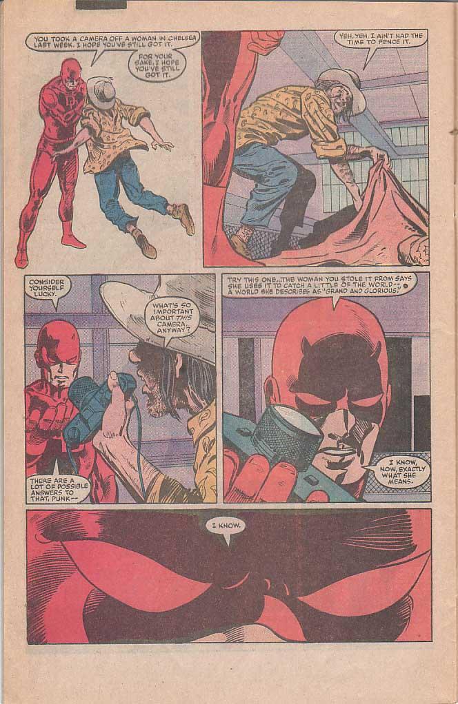 Daredevil (1964) 223 Page 22