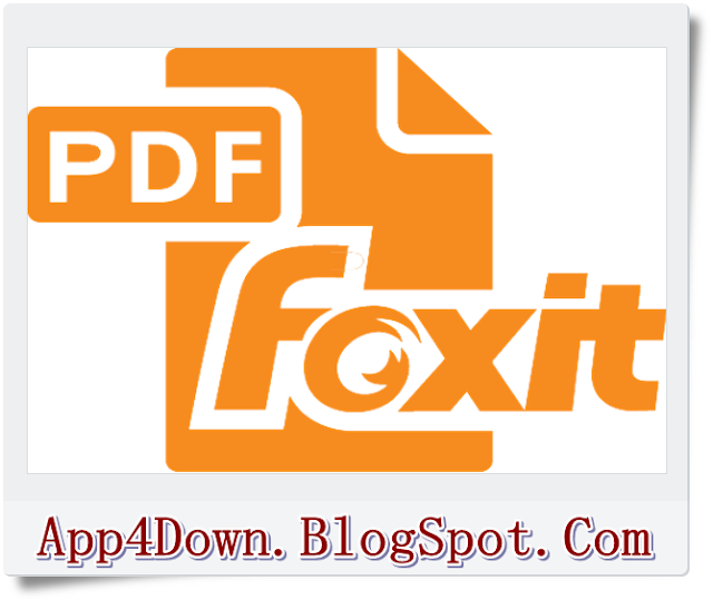 Foxit Reader 7.2.0.722 For Windows Full Download