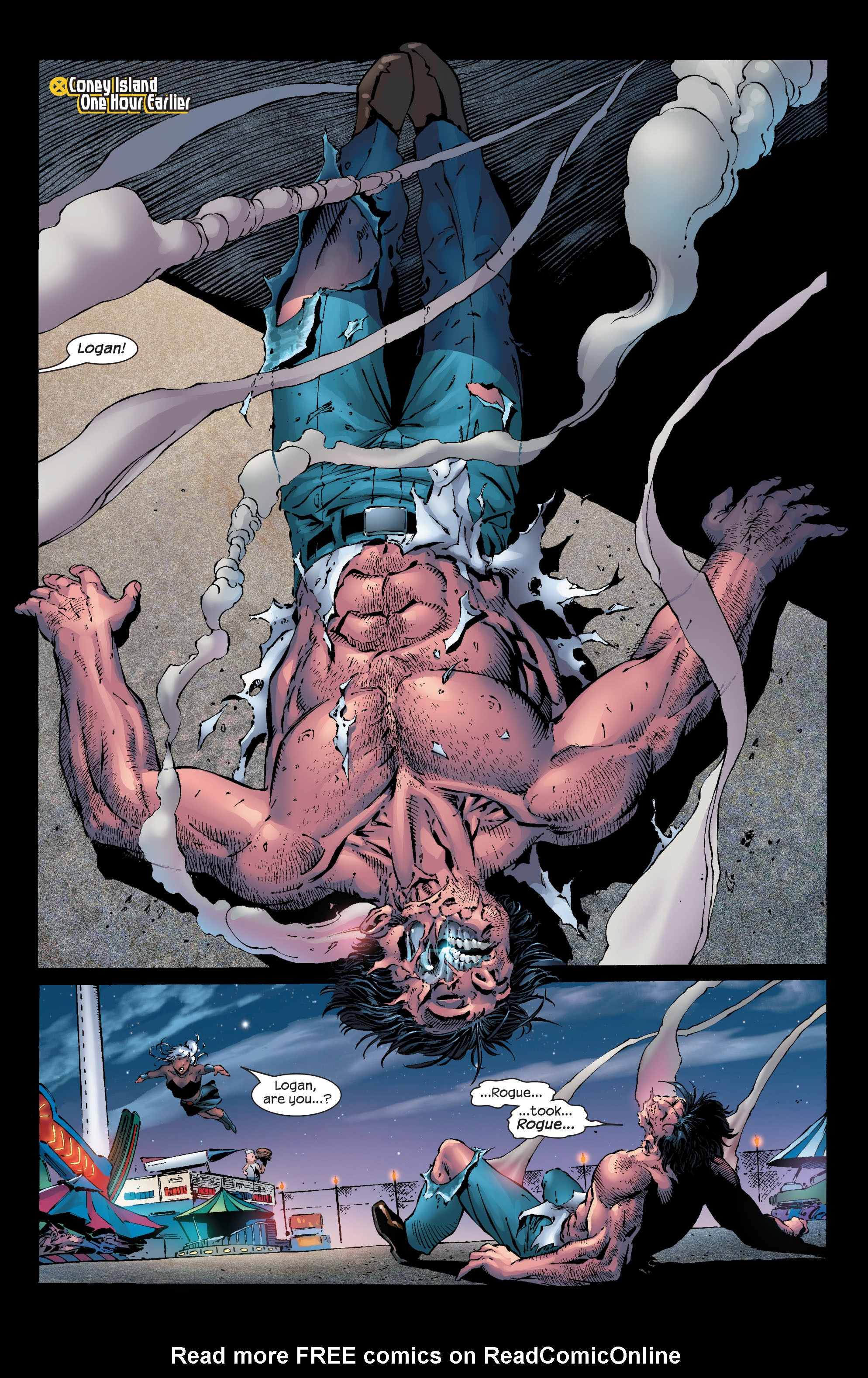Read online Ultimate X-Men comic -  Issue #51 - 5