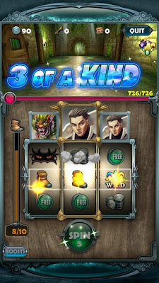 Slot Revolution for Android, iPad, iPhone and Kindle Fire