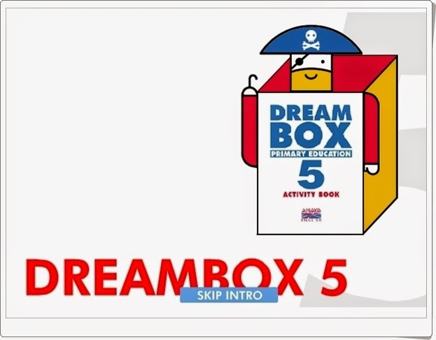 """Dream Box. Anaya English. 5º Nivel de Primaria"""