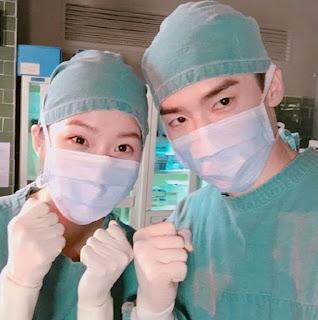 Kang Dong joo Yoo Yeon seok
