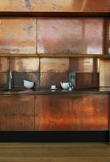 Labels Keuken The House By The Danube: Copper Kitchen