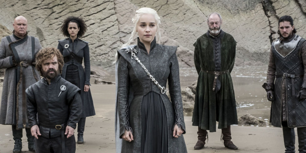Game of Thrones Season 7 Episode 3 - 4