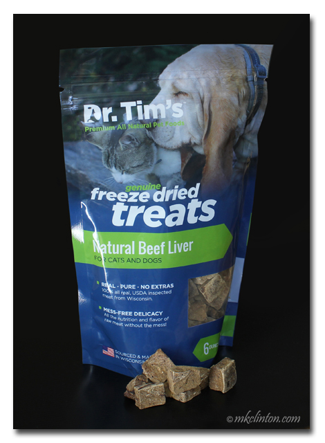 Dr. Tim's Freeze-Dried Natural Beef Liver