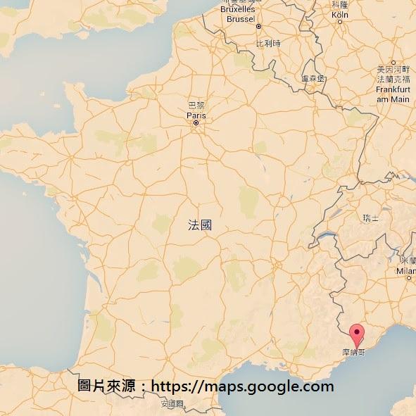 法國的檸檬塔源自南法地中海沿岸的城鎮 Menton,位於摩納哥公國旁邊。