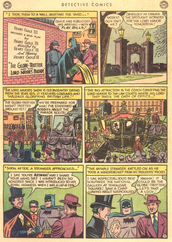 Read online Detective Comics (1937) comic -  Issue #160 - 7