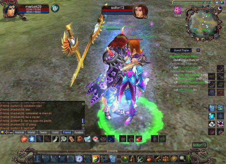 Talisman Online - Game MMORPG 3D Ringan - Adien12