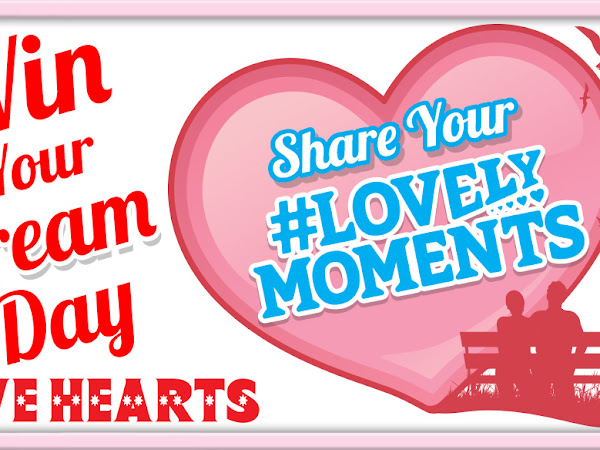 What Are Your #LovelyMoments?