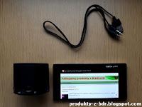 Mood BT mini głośnik bezprzewodowy Hykker z Biedronki