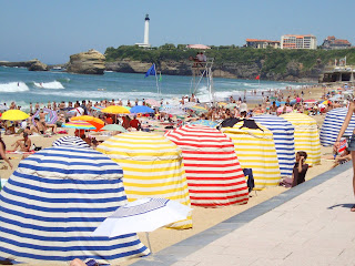 Biarritz francia