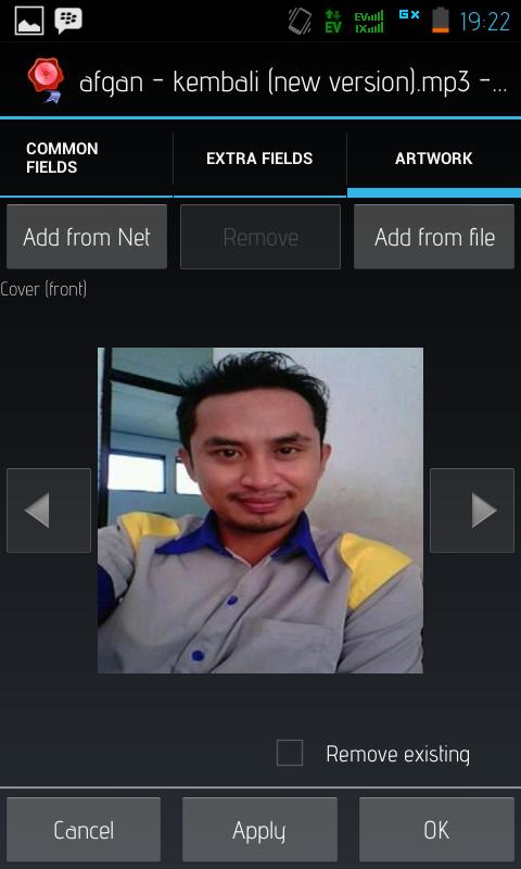 Cara Mengganti Cover Atau Tampilan Lagu Mp3 di Android