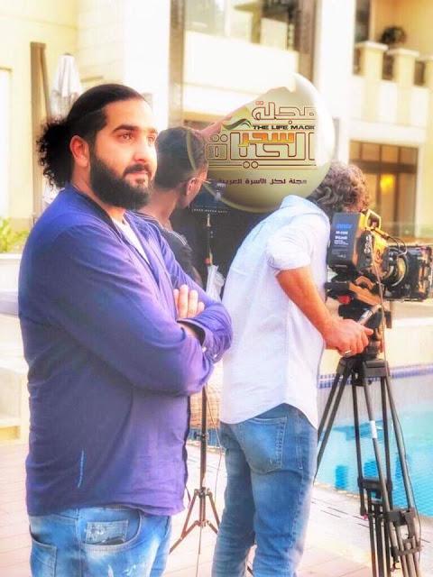 لقاء خاص مع مدير الإنتاج الفلسطيني فريد حسن .. ضيف سحر الحياة