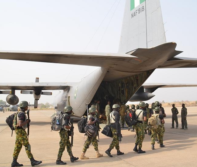 naf special forces senegal
