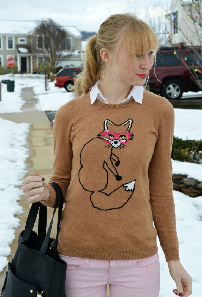 Foxy | Organized Mess