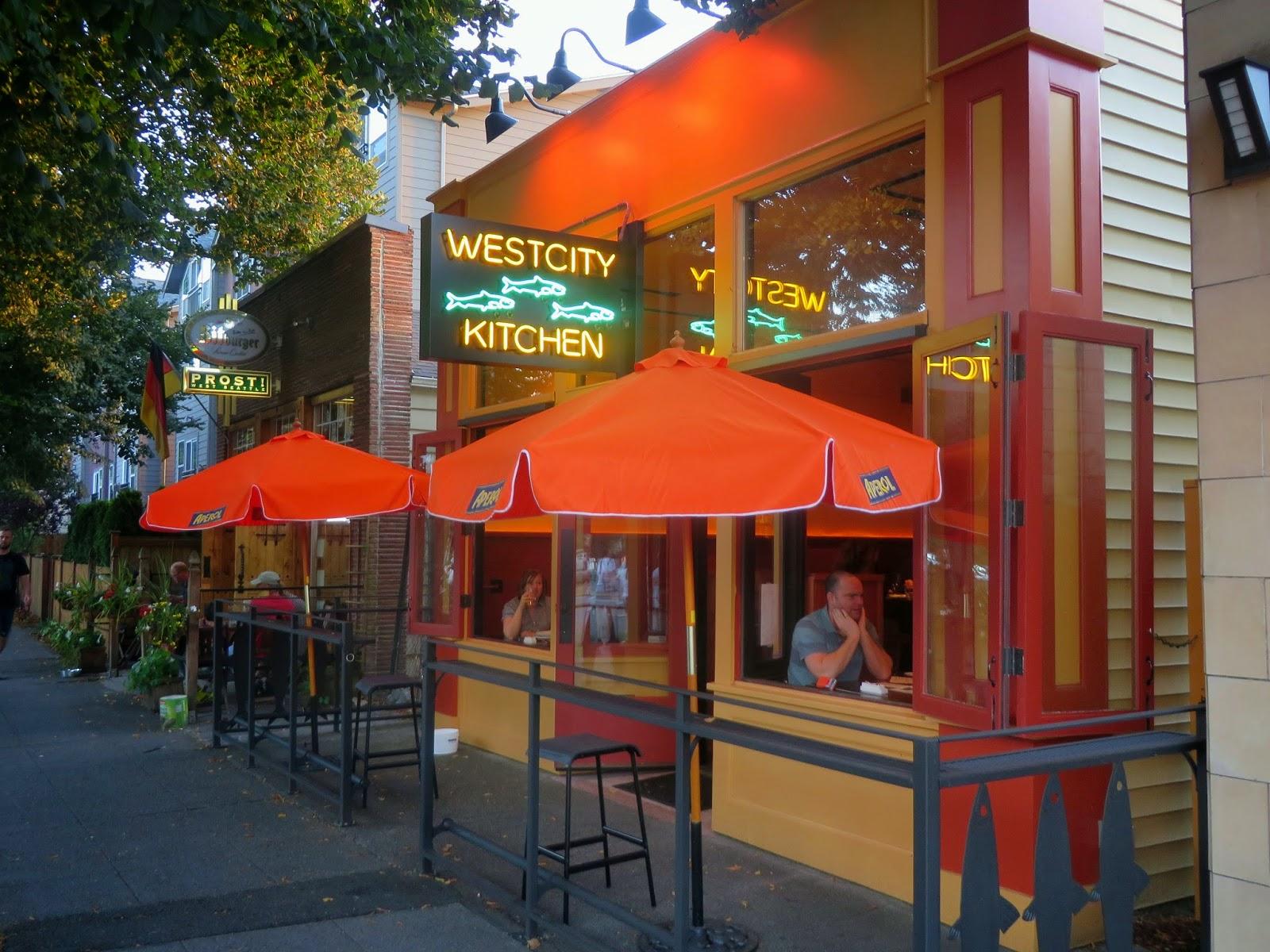 West Seattle Sardine Kitchen Menu