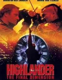 Highlander: The Final Dimension | Bmovies