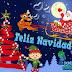 Feliz Navidad dibujos clipart para colorear Imágenes prediseñadas 2018