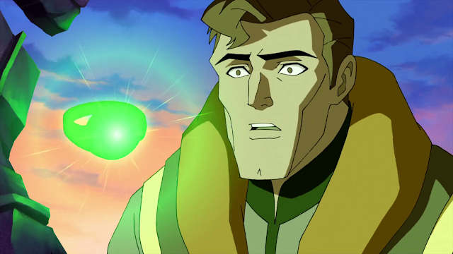 Green Lantern: First Flight (2009) Full Movie [English-DD5.1] 720p BluRay ESubs Download