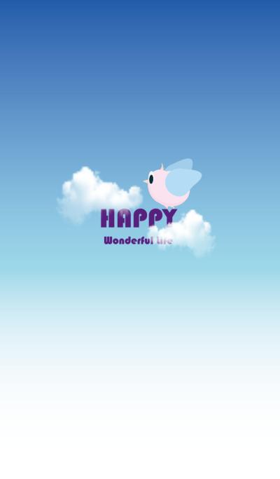 Happy Bird.