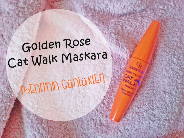 Golden Rose Cat Walk Maskara