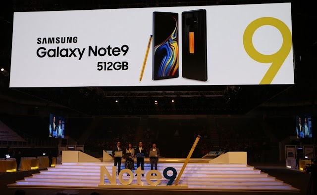 This Limited Edition Samsung Galaxy Note 9 Went for RM45,000