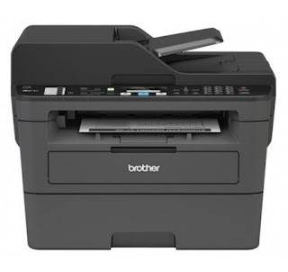 printing device that is generally designed for professional person utilization for small-scale as well as medium Brother MFC-L2716DW Drivers Download And Review