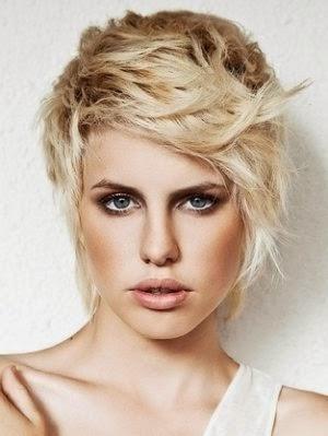 Aktuelle Frisuren Damen Kurzhaar Frisuren Frauen