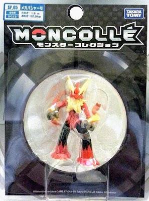 Mega Blaziken figure