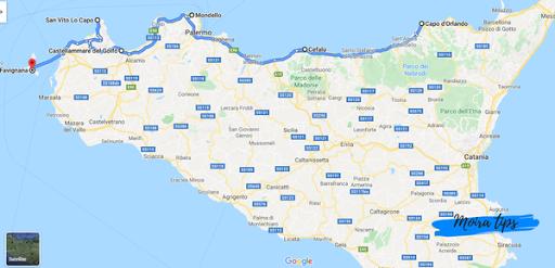 dove dormire sicilia occidentale