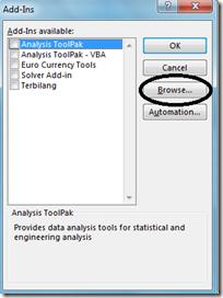 Cara Otomatis Membuat Angka Menjadi Terbilang di Microsoft Excel