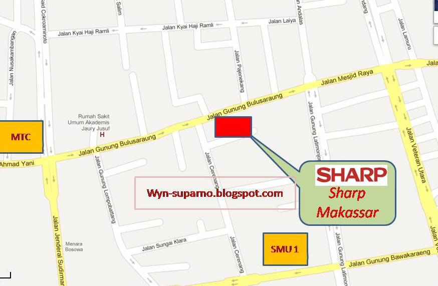 Ingin Berbagi Ilmu Dan Pengalaman Alamat Servis Center Sharp Di Makassar