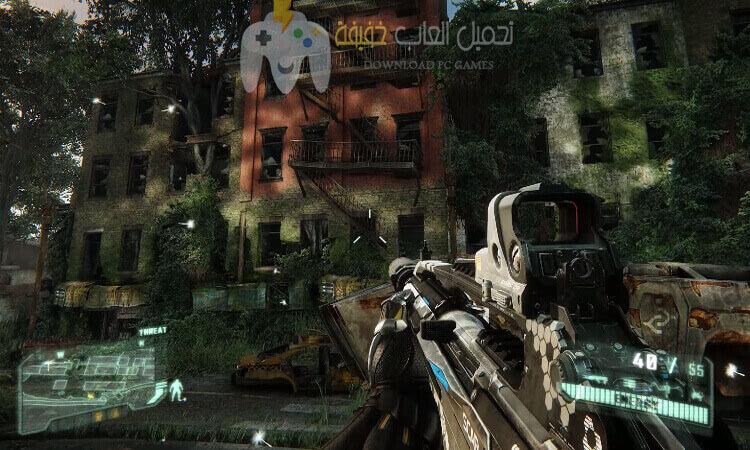 تحميل لعبة Crysis 3 مضغوطة بحجم صغير