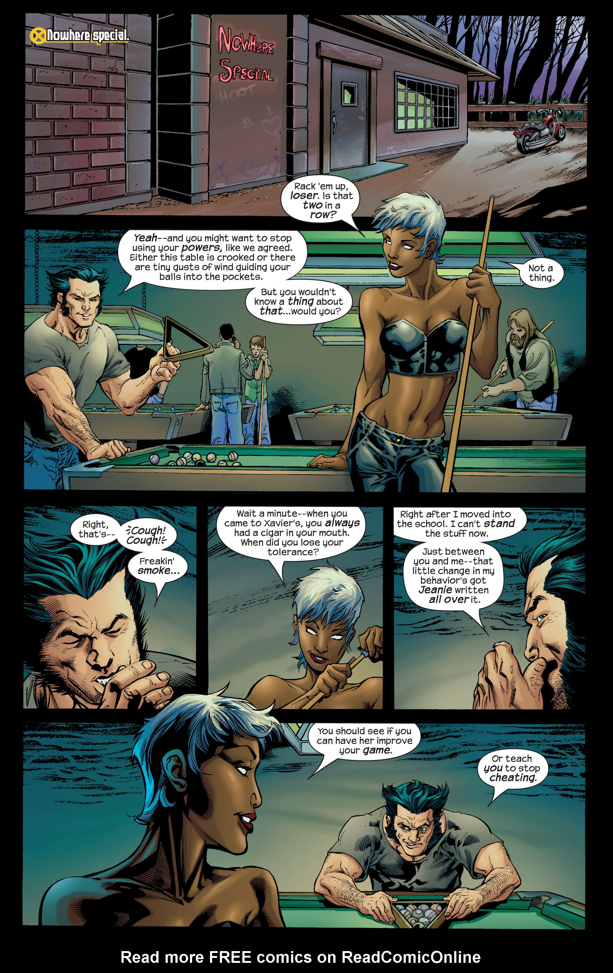 Read online Ultimate X-Men comic -  Issue #66 - 10