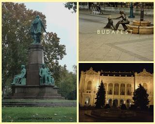 Statue+Budapest