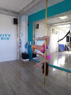 Gravity Studio sport pôle dance aérien