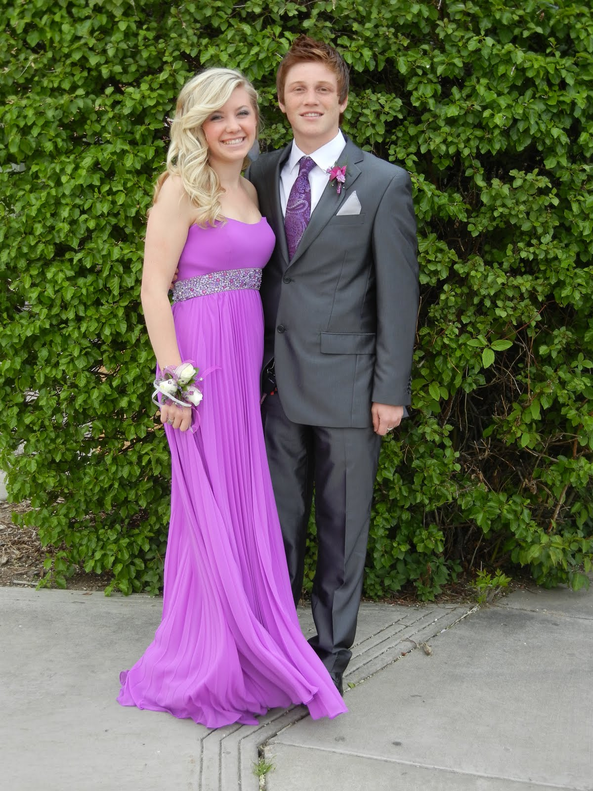 It S A Smith Thing Corey S Senior Prom