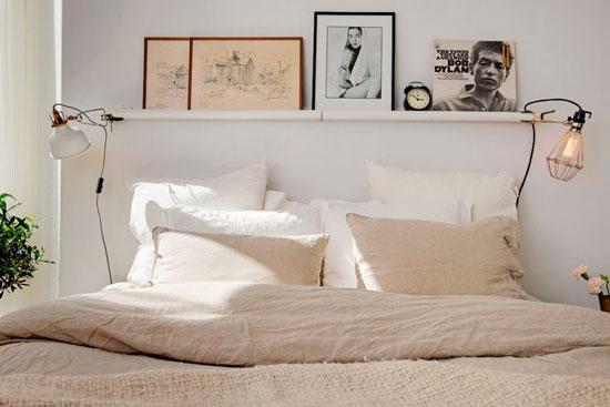 Blog de mbar muebles apliques de lectura leer en la - Lampara lectura cama ...