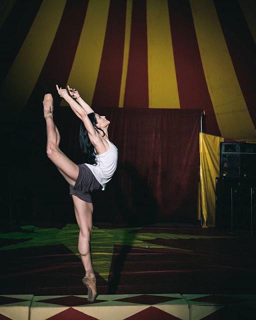 Perfect Ballerinas Muscular Legs