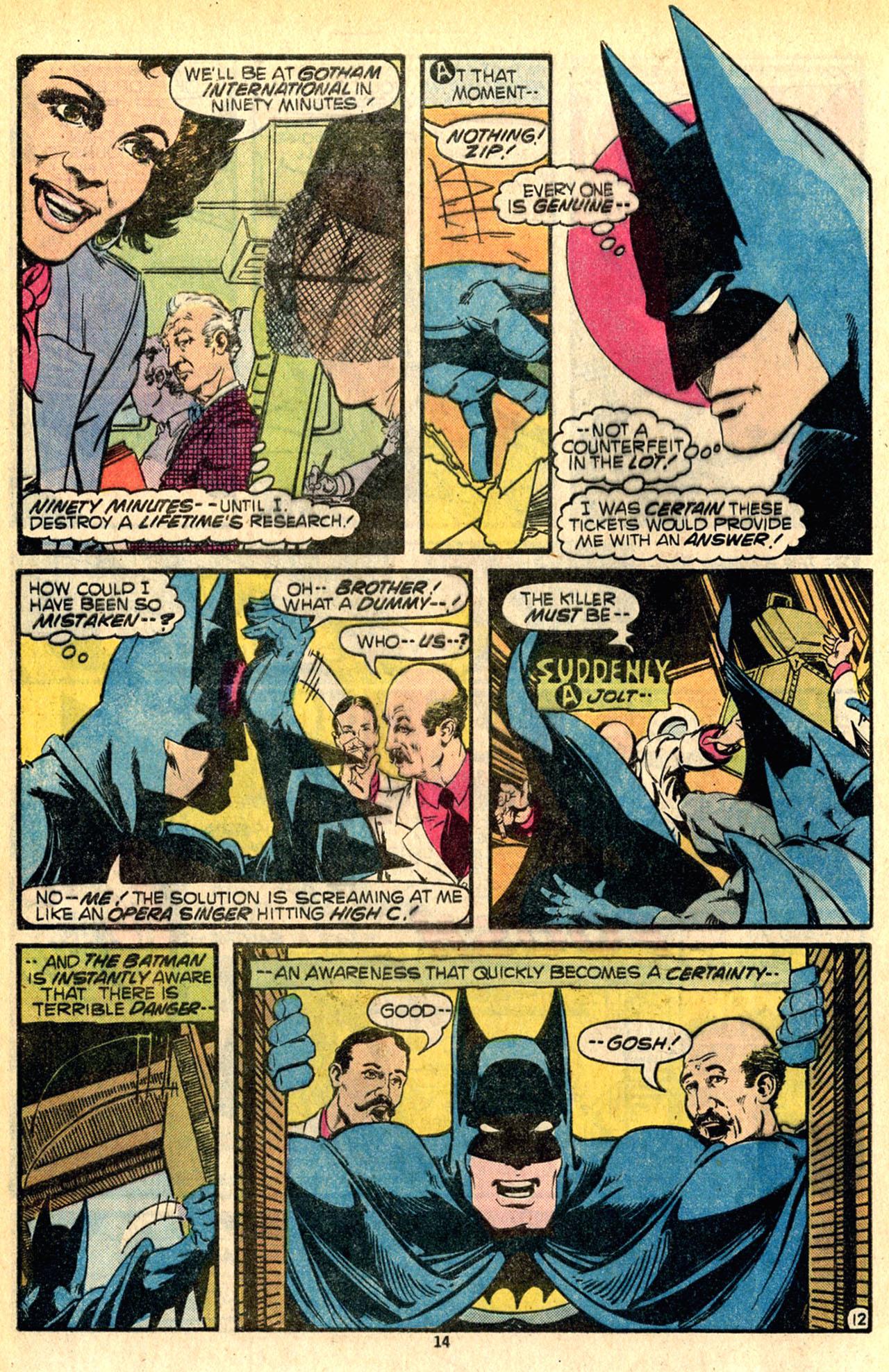 Detective Comics (1937) 481 Page 13