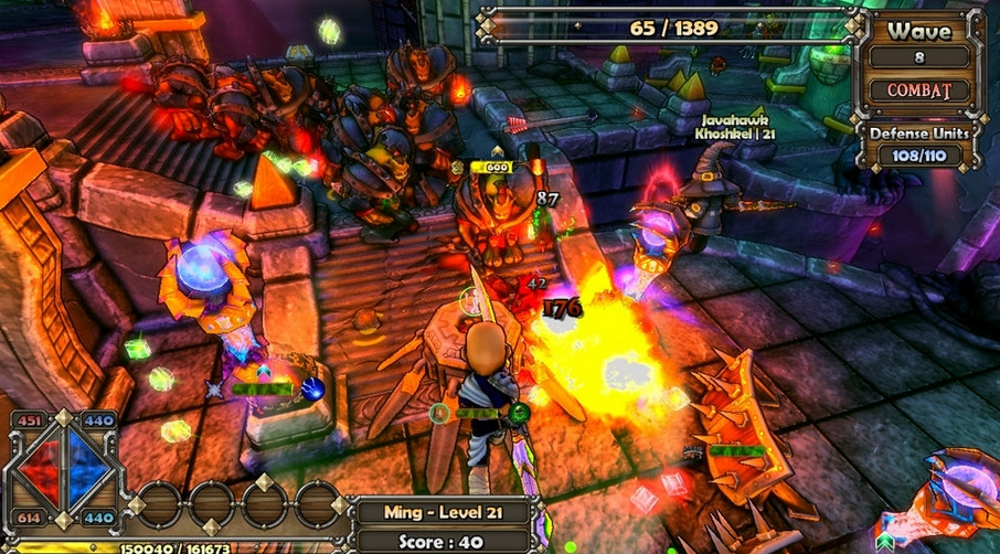 Dungeon Defenders The Tavern PC Full Español