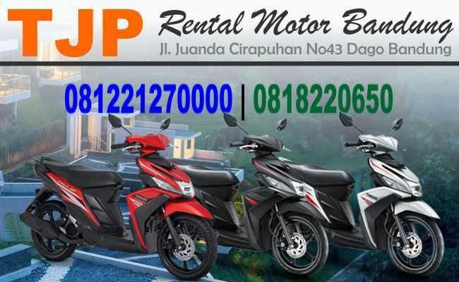Sewa Rental motor dekat Jl. Abdul Rahman Saleh