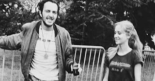 Joe Strummer et Gaby Salter