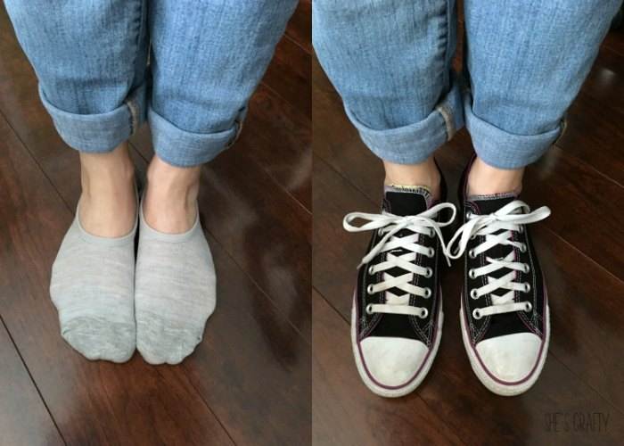 fruit of the loom no show socks, no show shoe liners