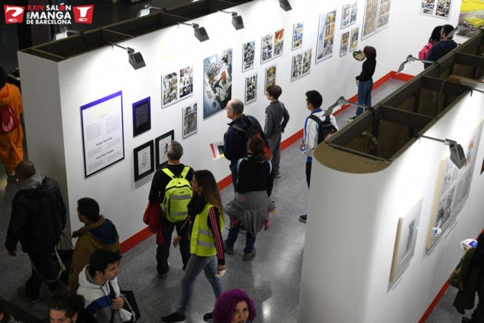 XXIV Salón del Manga de Barcelona - Exposición Japan Media Arts