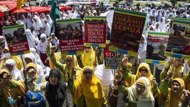 Afganistán urge a ONU a frenar genocidio de musulmanes en Myanmar