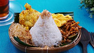 how to make nasi uduk