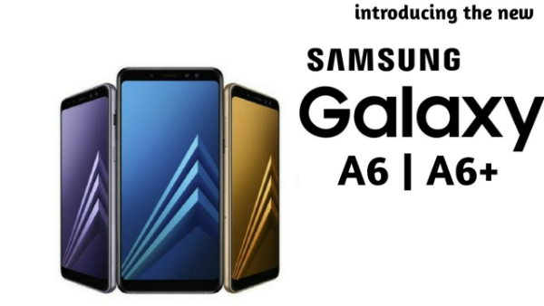 سامسونغ تكشف رسميا عن هاتفيها Galaxy A6 و +Galaxy A6