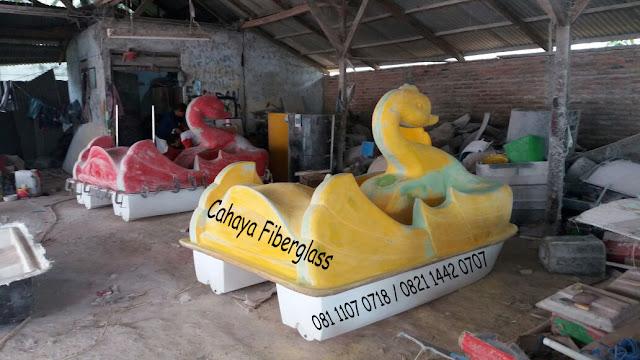 Jual Sepeda Air Bebek fibreglass