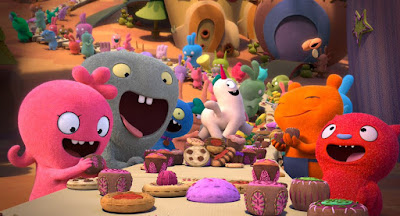 UglyDolls 2019 animated film